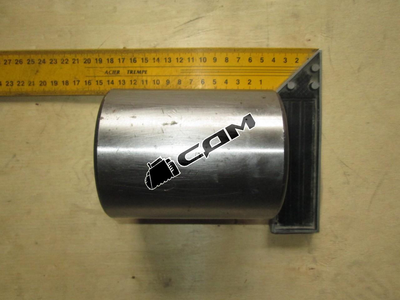 Втулка цилиндра подъема стрелы верхняя 75х95х120 CDM860 CDM860.11-002
